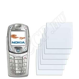 Nokia 6822 kijelzővédő fólia