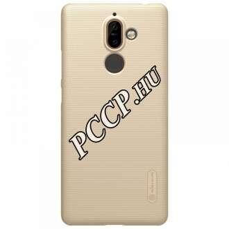 Nokia 7 Plus arany hátlap