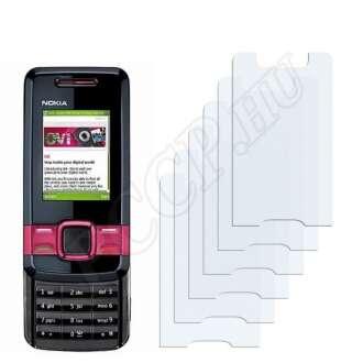 Nokia 7100 Supernova kijelzővédő fólia