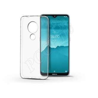 Nokia 7.2 átlátszó szilikon hátlap