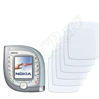 Nokia 7600 kijelzővédő fólia