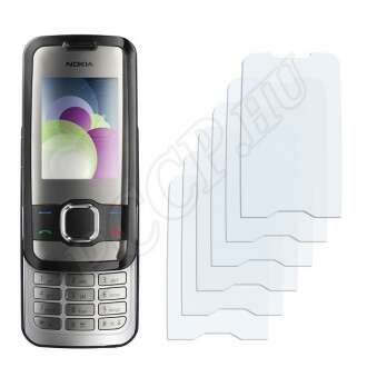 Nokia 7610 Supernova kijelzővédő fólia