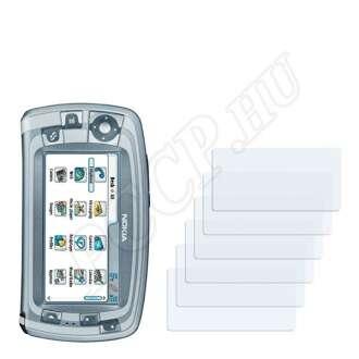 Nokia 7710 kijelzővédő fólia