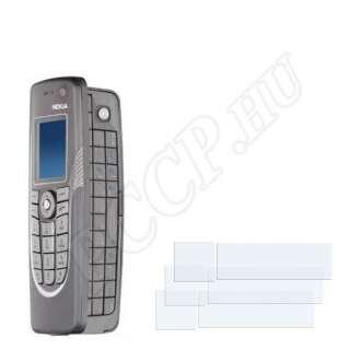 Nokia 9300i kijelzővédő fólia