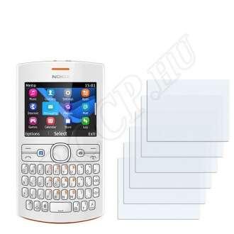 Nokia Asha 205 Dual SIM kijelzővédő fólia