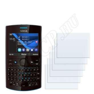 Nokia Asha 205 kijelzővédő fólia