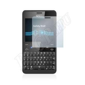Nokia Asha 210 kijelzővédő fólia