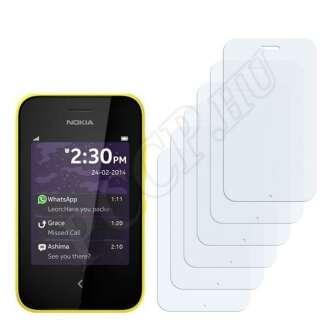 Nokia Asha 230 RM-986 kijelzővédő fólia