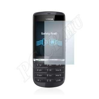 Nokia Asha 300 kijelzővédő fólia