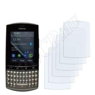 Nokia Asha 303 kijelzővédő fólia