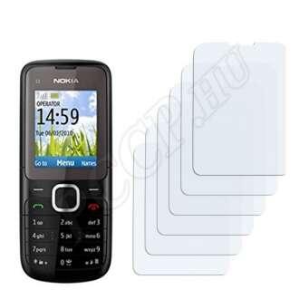 Nokia C1-01 (2010) kijelzővédő fólia