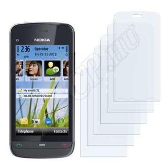 Nokia C5-05 kijelzővédő fólia