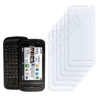 Nokia C6-00 kijelzővédő fólia