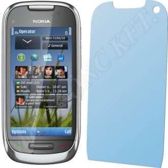 Nokia C7-00 kijelzővédő fólia
