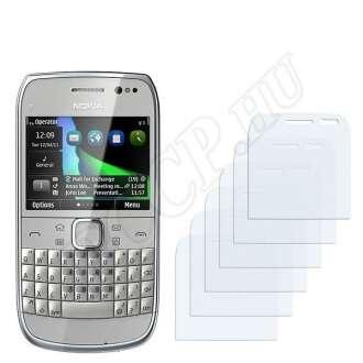 Nokia E6-00 kijelzővédő fólia