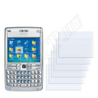 Nokia E61 kijelzővédő fólia