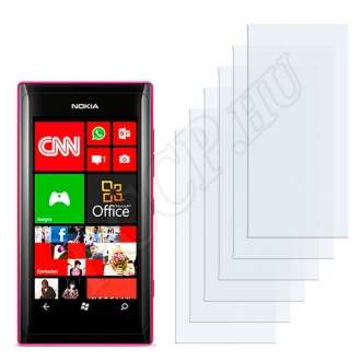 Nokia Lumia 505 kijelzővédő fólia