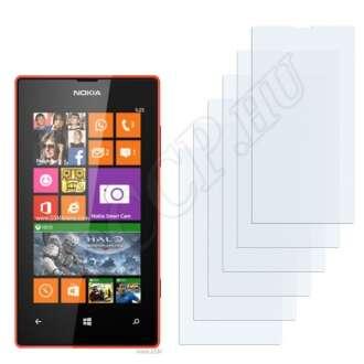 Nokia Lumia 525 kijelzővédő fólia
