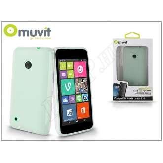 Nokia Lumia 530 átlátszó hátlap