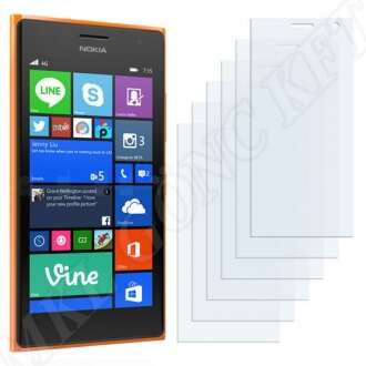 Nokia Lumia 735 kijelzővédő fólia