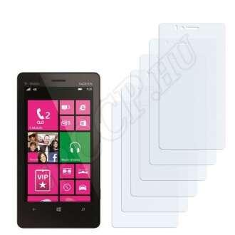 Nokia Lumia 810 kijelzővédő fólia