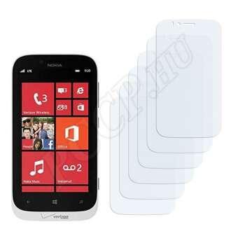 Nokia Lumia 822 kijelzővédő fólia