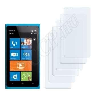 Nokia Lumia 910 kijelzővédő fólia