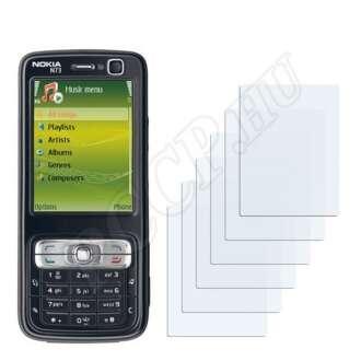 Nokia n73 Music Edition kijelzővédő fólia