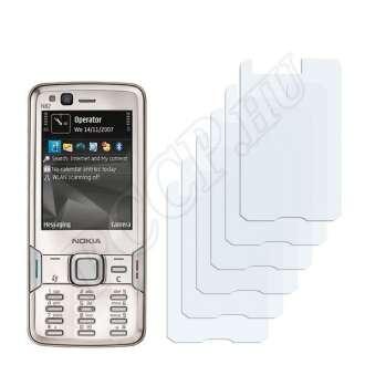 Nokia n82 kijelzővédő fólia