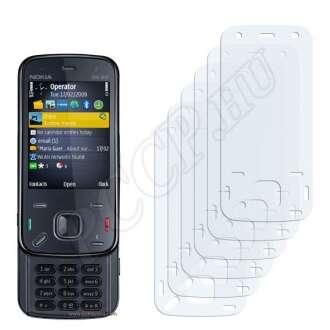 Nokia n86 8MP kijelzővédő fólia