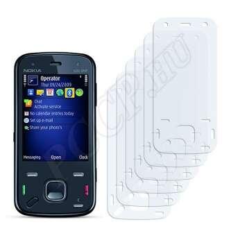 Nokia n86 kijelzővédő fólia