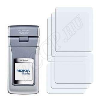 Nokia n90 kijelzővédő fólia
