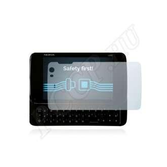 Nokia n900 kijelzővédő fólia