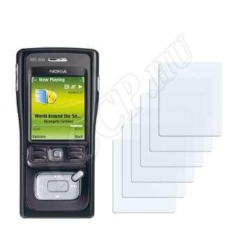 Nokia n91 kijelzővédő fólia