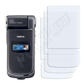 Nokia n93 kijelzővédő fólia