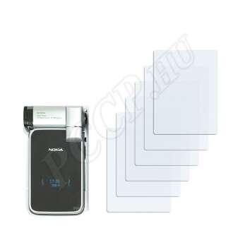 Nokia n93i kijelzővédő fólia