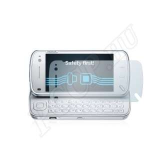 Nokia n97 kijelzővédő fólia