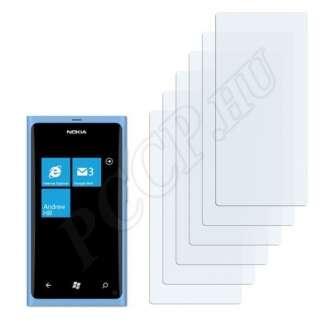 Nokia Searay kijelzővédő fólia