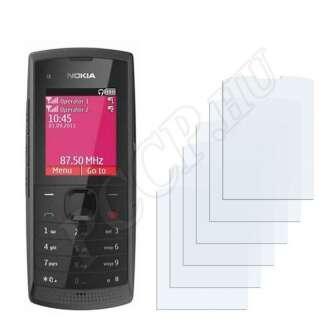 Nokia X1-01 kijelzővédő fólia