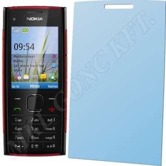 Nokia X2-00 kijelzővédő fólia