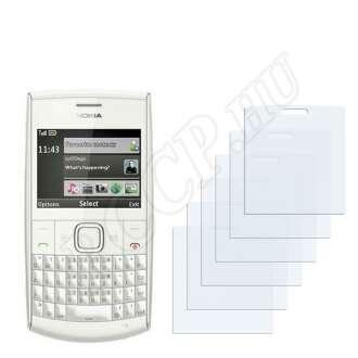 Nokia X2-01 kijelzővédő fólia