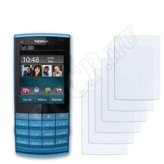 Nokia X3 Touch and Type kijelzővédő fólia