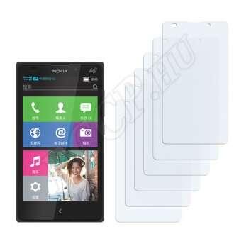 Nokia XL 4G kijelzővédő fólia