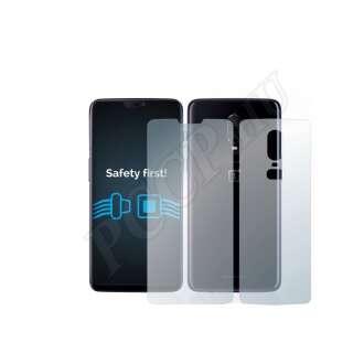 OnePlus 6 (elő- és hátlap) kijelzővédő fólia