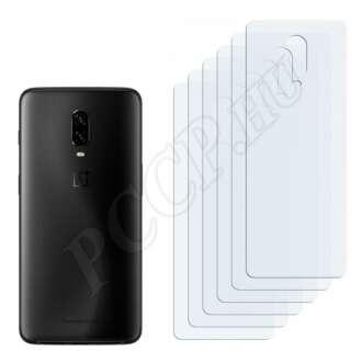 OnePlus 6T (hátlap) kijelzővédő fólia