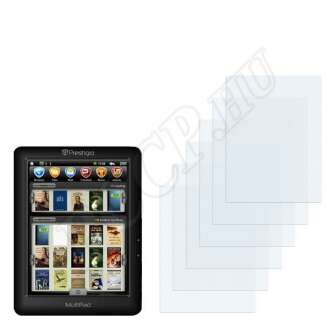 Prestigio MultiPad PMP 3384B kijelzővédő fólia