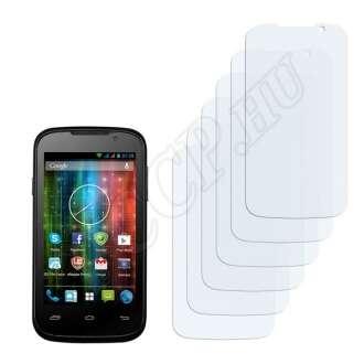 Prestigio MultiPhone 3400 DUO kijelzővédő fólia