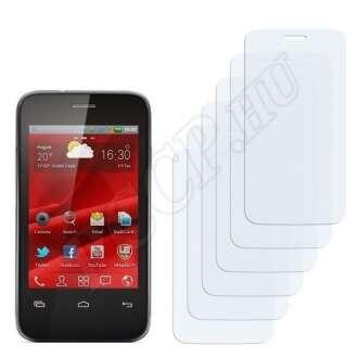 Prestigio MultiPhone 3500 DUO kijelzővédő fólia