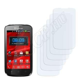 Prestigio MultiPhone 4000 DUO kijelzővédő fólia