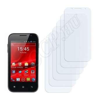 Prestigio MultiPhone 4044 DUO kijelzővédő fólia